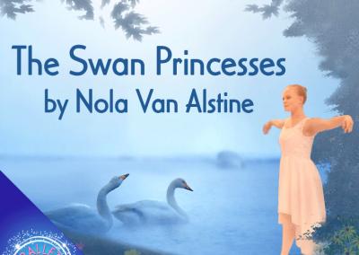 AUDIOBOOK; The Swan Princesses