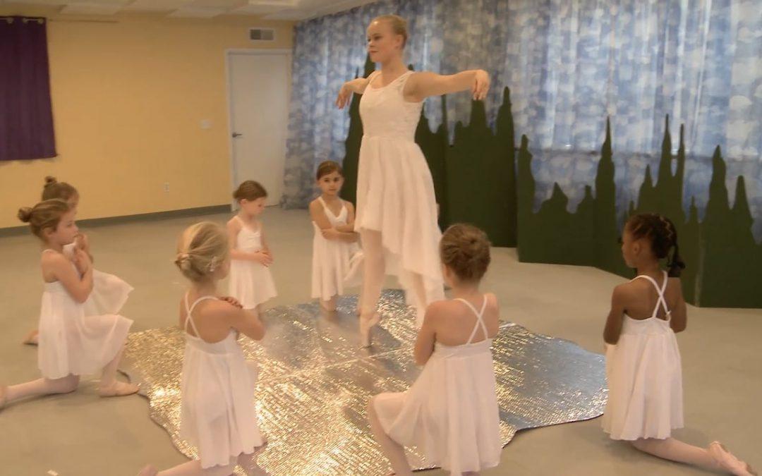 The Swan Princesses/ Full