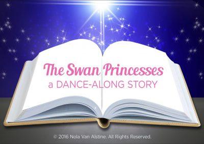 E-BOOK; The Swan Princesses
